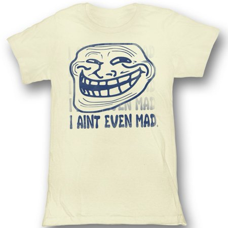 U Mad  You Mad Bro  Meme Gif Trending You Mad  I Aint Even Mad Juniors T Shirt