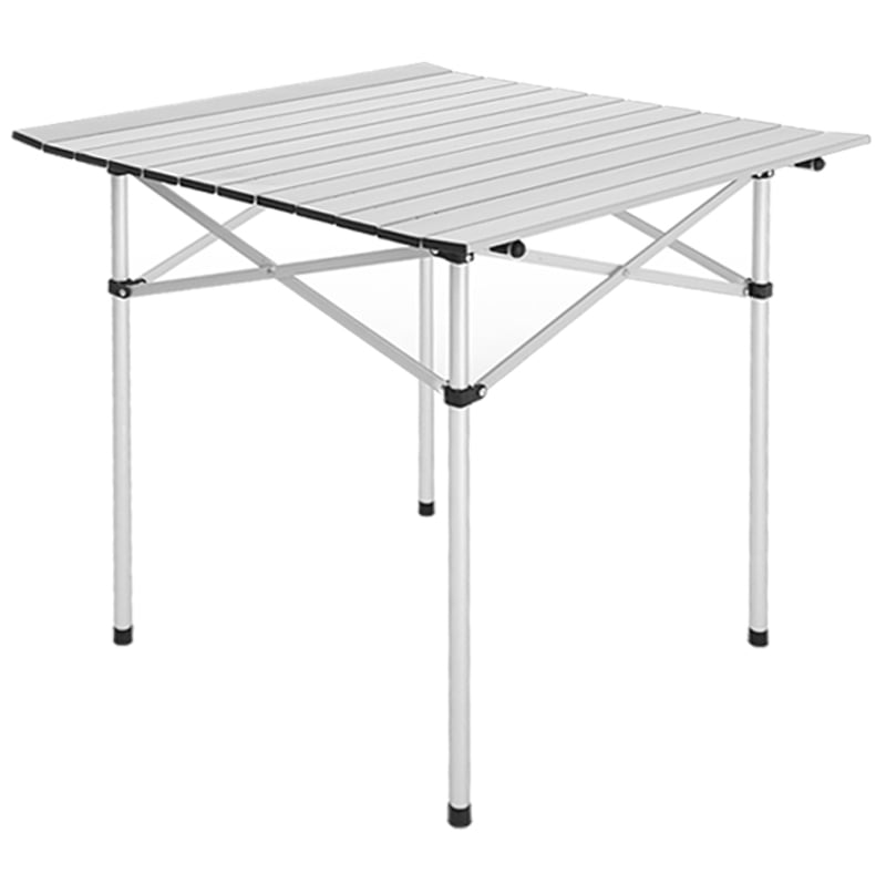 Click here to buy Folding Table Portable Aluminum Alloy Indoor Outdoor Picnic Party Camp Tables SMT.