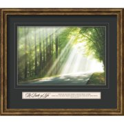 Carpentree The Path of Life Framed Photographic Print
