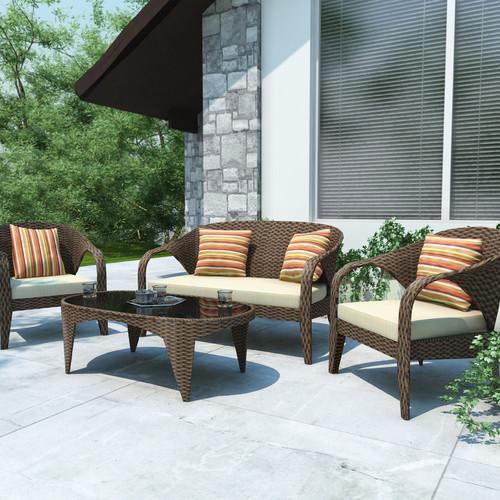 Sonax C-206-SHP Harrison Patio Chairs