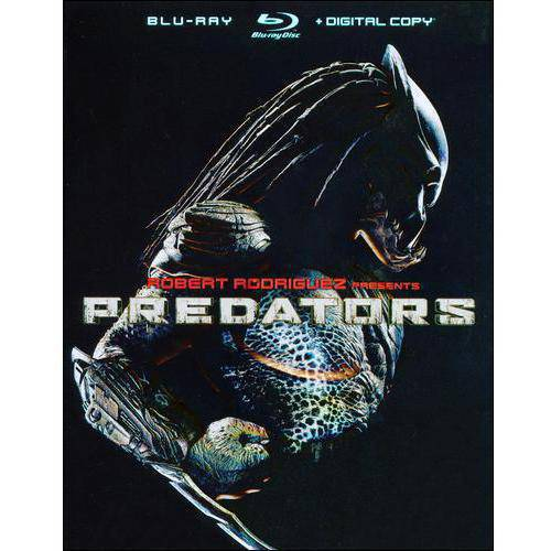 Predators (Blu-ray) (With INSTAWATCH) (Widescreen)
