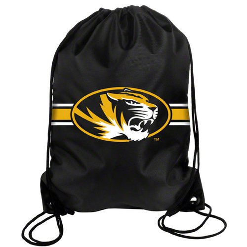 NCAA - Missouri Tigers Drawstring Backpack