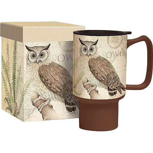 Lang Owl Travel Mug