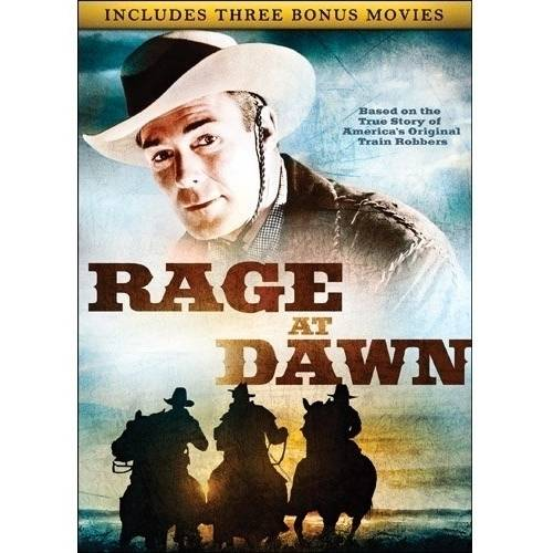 Rage At Dawn / The Fighting Westerner / Abilene Town / To The Last Man