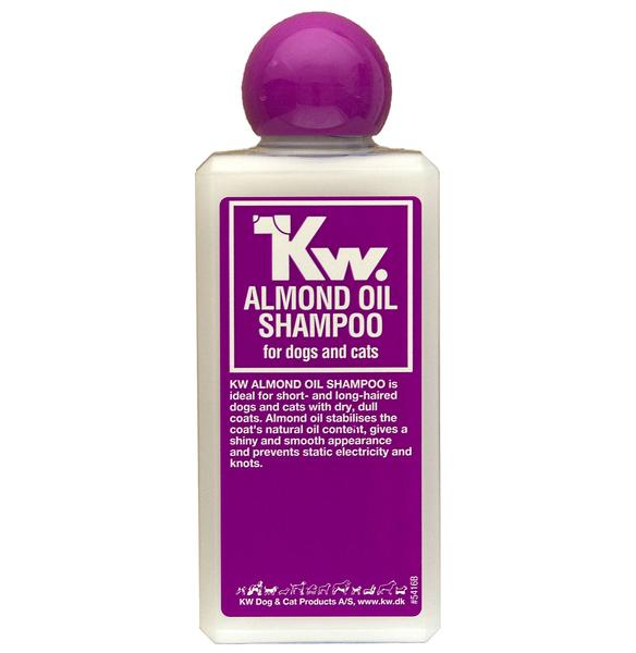 KW Almond Oil Shampoo for Dogs and Cats (6.5oz (200ml))