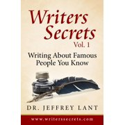 How To Write About Famous People That You Know - eBook