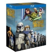Star Wars: The Clone Wars Season 1-5 Collectors Edition (Blu-ray) by WARNER HOME ENTERTAINMENT