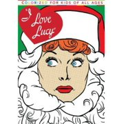 The I Love Lucy Christmas Special: Colorized for Kids of All Ages by PARAMOUNT HOME VIDEO