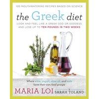The Greek Diet (Paperback)