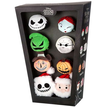disney tsum tsum the nightmare before christmas mini plush set
