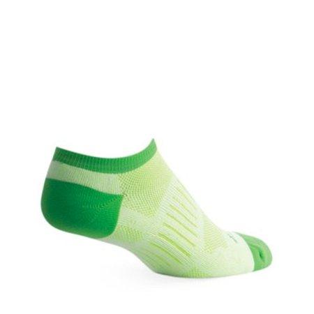 Socks - SockGuy - Channel Air Sprint Green L/XL Cycling/Running