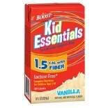 - Boost Kid Essentials 1.5 Cal Medical Nutritional Drink with Fiber Vanilla8.0 oz. x 27 packs