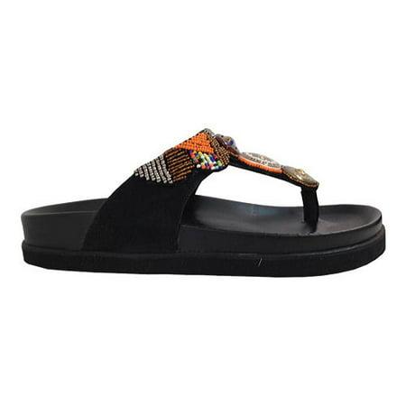 Helle Comfort Paria Thong Sandal (Women's) YNIcqiI