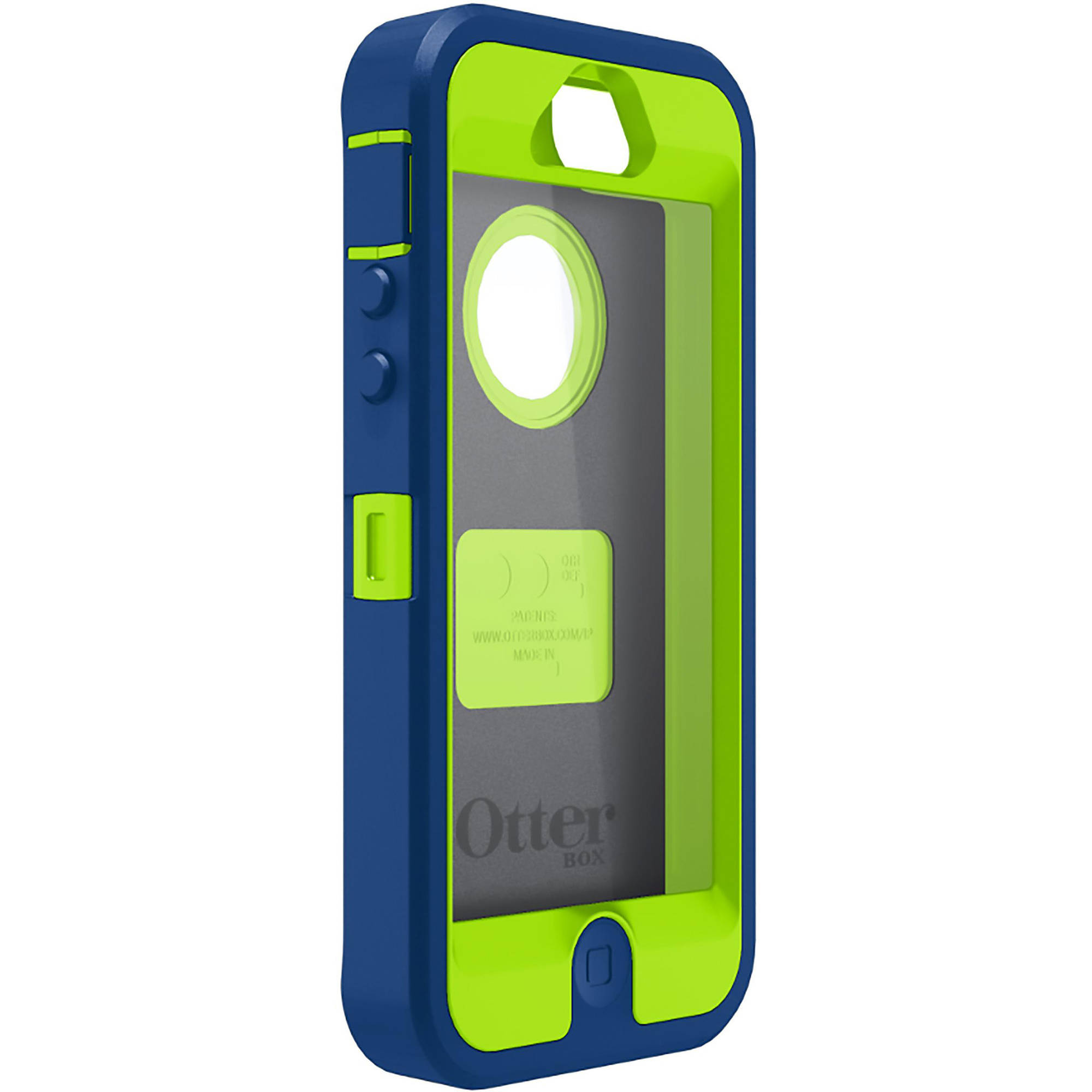 OtterBox 77-34152 Defender Series Case for Apple iPhone 5/5s