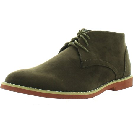 Alberto Fellini Mens Dakota 01 Chukka Desert Ankle Oxfords Boots Lace up Shoes ()