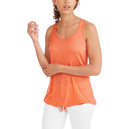 French Laundry Womens Racerback Bungee Tank