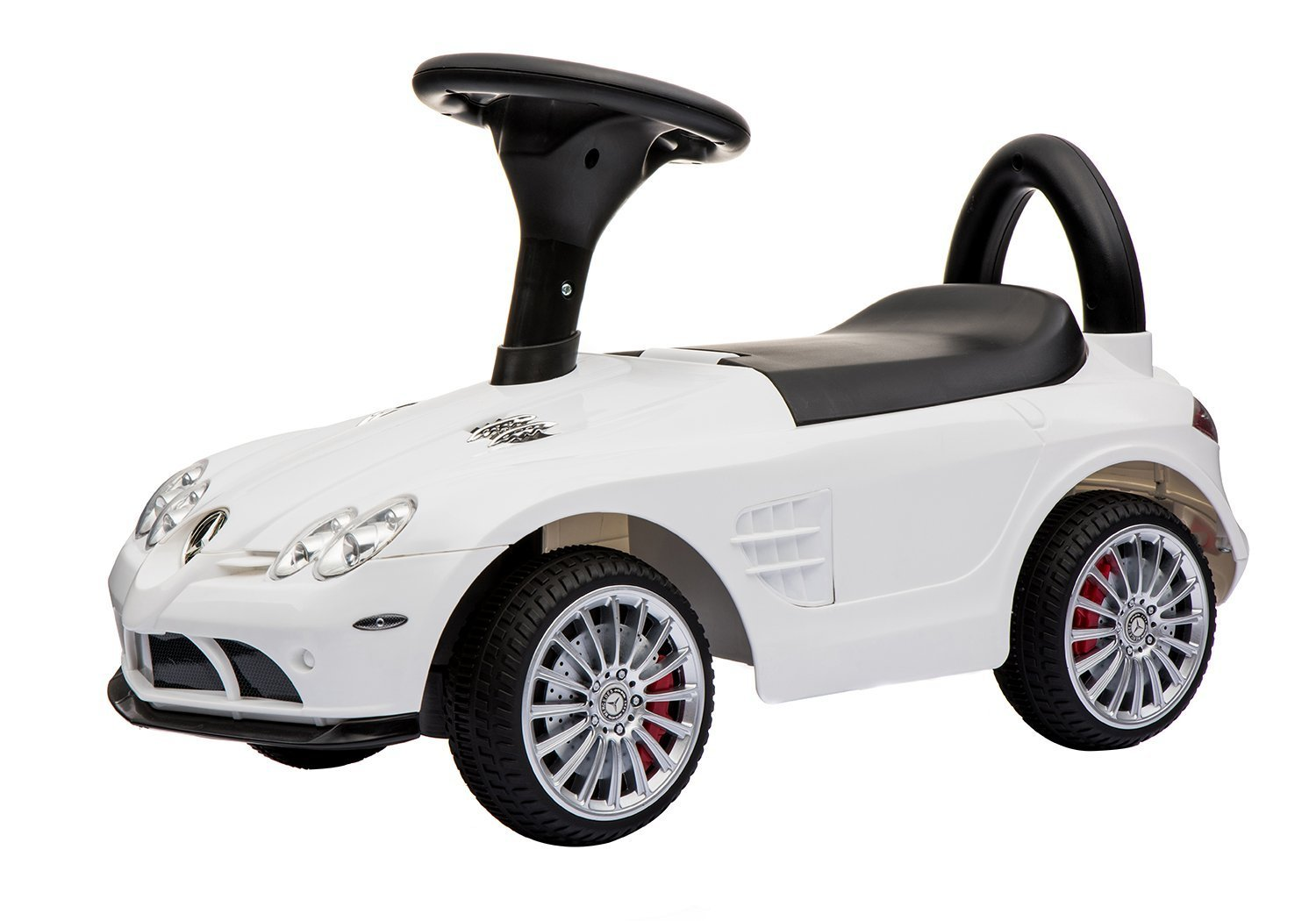 Buy-Hive Kids Ride On Car Foot to Floor Mercedes-Benz Riding Push Toy Car Gift by