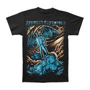 Avenged Sevenfold Men's  Going Nowhere Slim Fit T-shirt Black