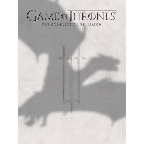 GAME OF THRONES-COMPLETE 3RD SEASON (DVD/5 DISC/FF-16X9)