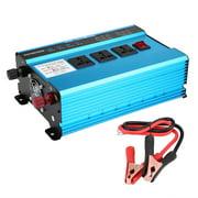 FAGINEY Blue 10000w Car Solar Power Inverter DC 12 V To AC 220V Modified Sine Wave Converter, 10000w Solar Inverter,Solar Power Inverter