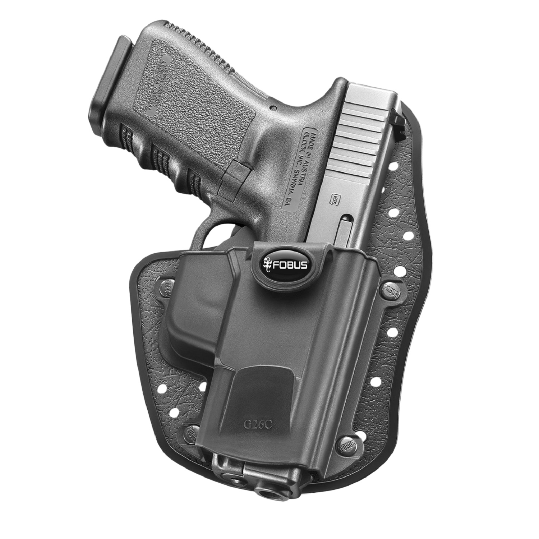 Fobus IWB Combat Cut Holster-CZ P-10 Glock Taurus Slim 709 by Fobus Holsters