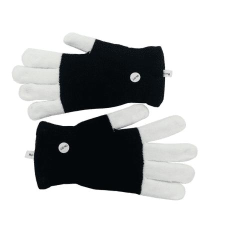 Led Light Up Flashing Gloves - image 2 of 2