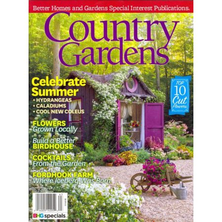 BHG SIP Country Gardens Summer 2016 BIRDHOUSE tails From The Garden Country Bird Houses Garden Plans on country benches plans, country gardens plans, purple martin house plans, country furniture plans, country landscaping plans, country kitchen plans, country home decor plans, country cottage bird house,