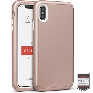 iphone xs rose gold case