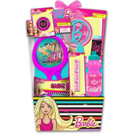 Barbie easter basket 8 pc walmart barbie easter basket 8 pc negle Images