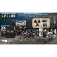 Days Gone Collector's Edition, Sony, PlayStation 4, 711719522461