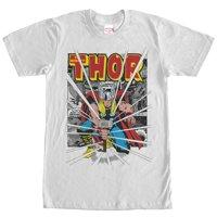 Marvel Men's Mighty Thor Blast T-Shirt