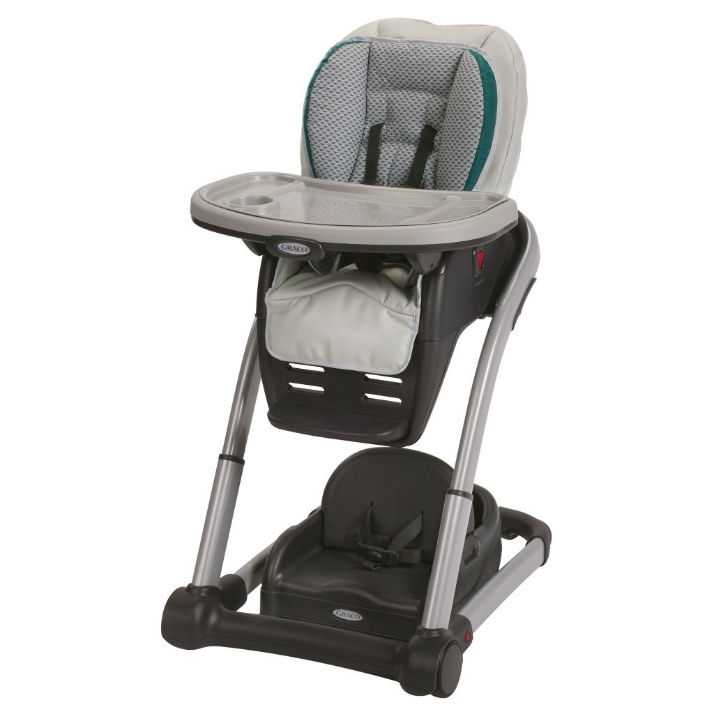 Graco Blossom 6-in-1 Convertible High Chair Seating System, Vance