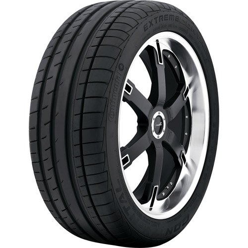 Continental ExtremeContact DW Ultra High Performance Tire 205/50ZR17