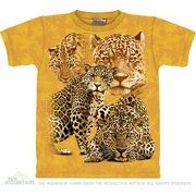 Leopard Collage T-Shirt