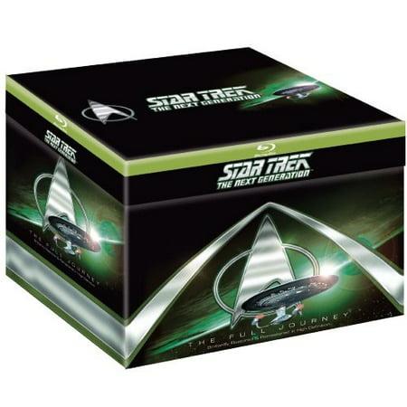 Star Trek: The Next Generation (Full Journey) - 41-Disc Box Set ( Star Trek: TNG - Complete Series (176 Episodes) ) [ Blu-Ray, Reg.A/B/C Import - Sweden (Cake Boss Next Great Baker Full Episodes)