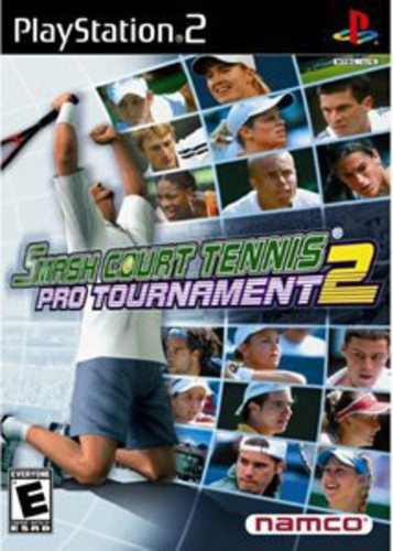 Smash Court Tennis 2 for PlayStation 2 by Namco