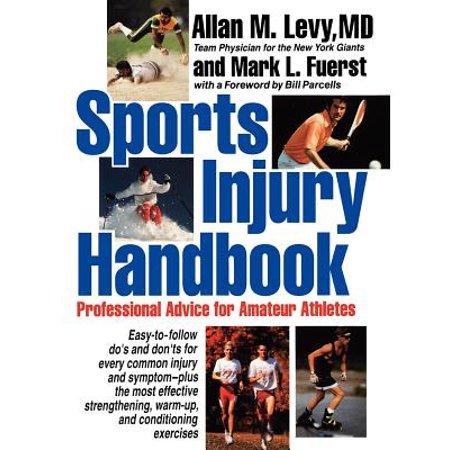 Sports Injury Handbook : Professional Advice for Amateur