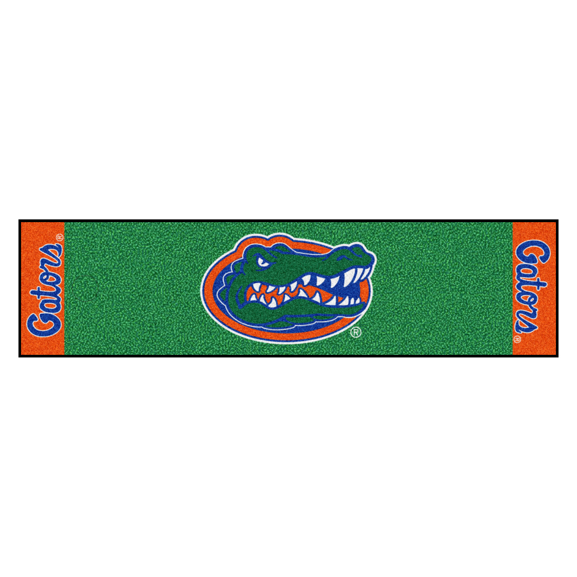 "Florida ""Gators"" Script Putting Green Runner 18""x72"""