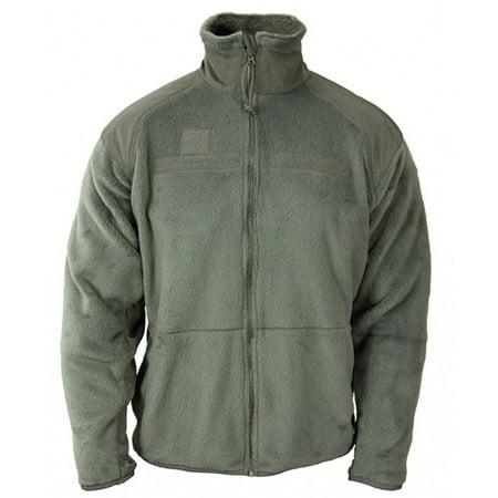 Gen III Lightweight Polartec Thermal Fleece Jacket For Military Parka
