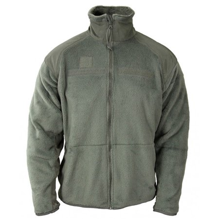 Military N-3b Parka (Gen III Lightweight Polartec Thermal Fleece Jacket For Military Parka )