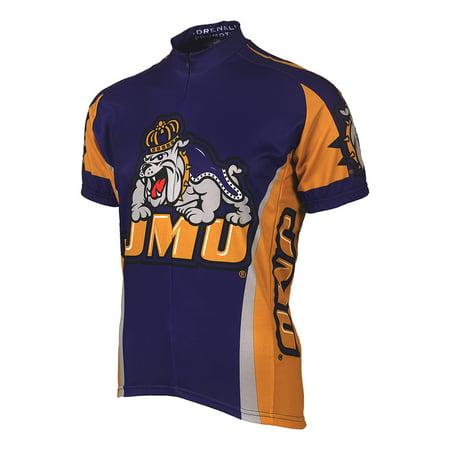 reputable site 1c04a a3805 Adrenaline Promotions James Madison University Duke Dog Cycling Jersey -  Walmart.com