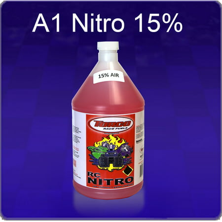 Torco RC Fuel 15% Nitro for Airplanes     Gallon ()