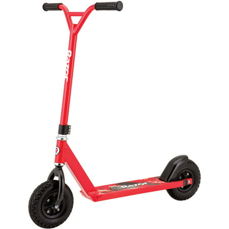 - Razor RDS All-Terrain Dirt Scooter with Rugged 60 PSI Tires
