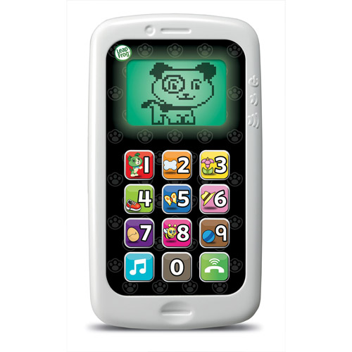 LeapFrog Chat & Count Smart Phone (Green) by LeapFrog