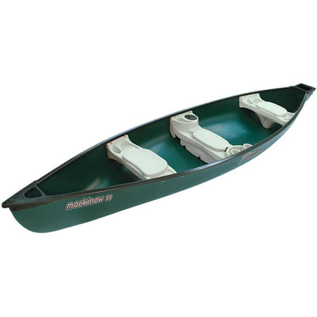 Sun Dolphin Mackinaw 15 6' Square Back Canoe