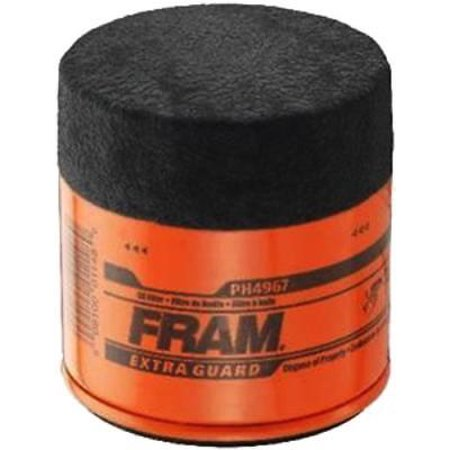 Fram PH4967 Extra Guard Oil Filter For Use With Briggs and Stratton Vanguard (Fram Oil Filter Briggs Stratton 20 Hp)