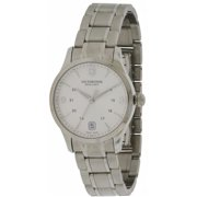 Swiss Army SD-241539 Victorinox Alliance Ladies Watch - Silver Dial
