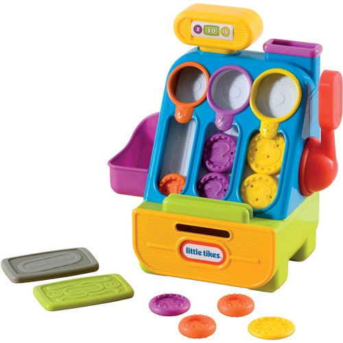 Little Tikes Count 'n Play Cash Register by Generic