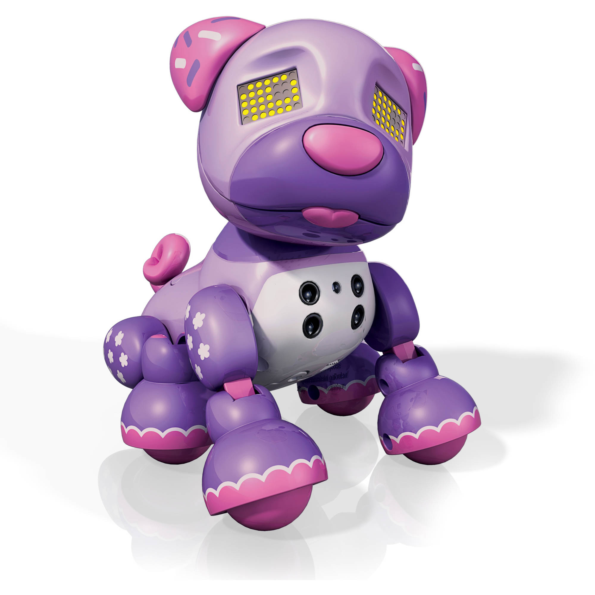 Zoomer Zuppies Interactive Puppy, Zuppy Love, Cupcake