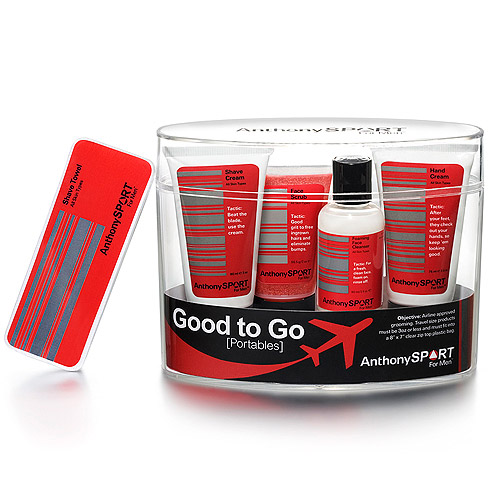 Anthony Sport For Men Good To Go Kit